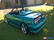 IMMACULATE CON 1990 ford Capri convertible 94 XR2 ADD-ONS   for Sale