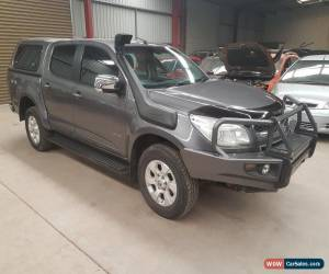 Classic 2013 Holden Colorado LTZ 4x4 turbo diesel 101km books ideal export not damaged for Sale
