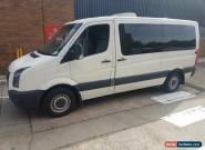 2010 Volkswagen Crafter 35 MWB White Automatic A Van for Sale