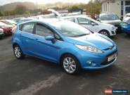 2011 11 Ford Fiesta 1.4TDCi 70   Zetec 5dr for Sale