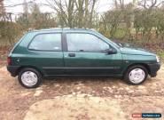 Renault Clio mk1  3 door, 36529 miles, MOT Failure for Sale