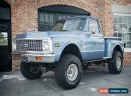 1970 Chevrolet Other Pickups Cheyenne for Sale