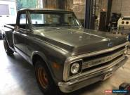 1970 Chevrolet C-10 Custom for Sale