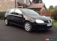 VW GOLF 5 Door 1.4 for Sale
