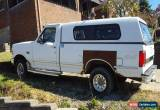 Classic 1994 Ford F-150 2 door for Sale