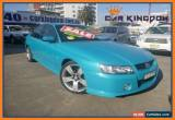 Classic 2006 Holden Commodore VZ MY06 SV8 Turismo Blue Automatic 4sp A Sedan for Sale