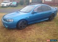 Ford Falcon XR8 (2006) 4D Sedan Automatic (5.4L - Multi Point F/INJ) 5 Seats for Sale