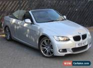 2010 BMW 3 Series 2.0 320i M Sport 2dr for Sale
