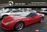 Classic 2008 Chevrolet Corvette Base Coupe 2-Door for Sale