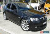 Classic 2006 Holden Calais VE V Black Automatic 6sp A Sedan for Sale