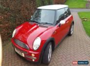 2001 MINI MINI COOPER RED for Sale