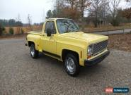 1974 Chevrolet C-10 Custom for Sale
