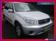 2003 Toyota RAV4 ACA23R CV (4x4) White Automatic 4sp A Wagon for Sale