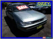 1999 Toyota Corolla AE101R CSi Green Automatic 4sp A Sedan for Sale