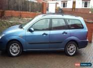 Ford focus lx td di diesel estate 03 for Sale