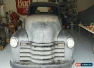 1948 Chevrolet Other Pickups 3100 for Sale