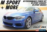 Classic 2014 BMW 4-Series Base Coupe 2-Door for Sale