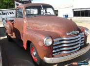 1949 Chevrolet Other Pickups Delux for Sale