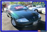 Classic 1999 Ford Falcon AU Classic Green Automatic 4sp A Sedan for Sale
