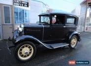 1931 Ford Model A 2 door sedan for Sale