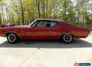 1969 Chevrolet Chevelle 2 Door for Sale