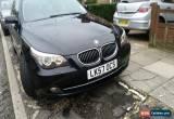 Classic BMW 525D BLACK Auto 5 SERIES for Sale