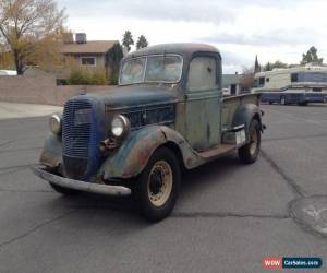 Classic 1937 Ford Other Pickups Deluxe Cab for Sale