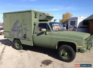 1985 Chevrolet Other Pickups base for Sale