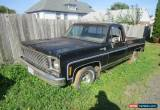 Classic 1977 Chevrolet Other Pickups Scottsdale for Sale