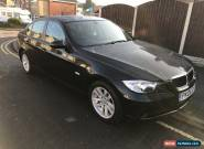 2006 BMW 318I SE BLACK for Sale