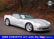 2009 Chevrolet Corvette Base Coupe 2-Door for Sale