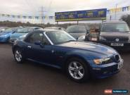 2000 BMW Z3 1.9 Roadster 2dr for Sale