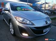 2009 Mazda 3 BL SP25 Silver Automatic 5sp A Hatchback for Sale