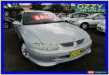 Classic 1997 Holden Calais VSII Silver Automatic 4sp A Sedan for Sale