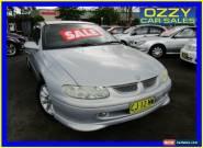 1997 Holden Calais VSII Silver Automatic 4sp A Sedan for Sale
