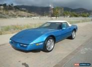 1989 Chevrolet Corvette Base Convertible 2-Door for Sale