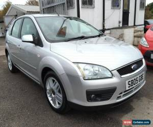 Classic Ford Focus Ghia 5dr PETROL MANUAL 2005/05 for Sale