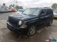 2007 Jeep Patriot MK Limited Automatic A Wagon for Sale