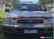 2000 Nissan Pathfinder ST R50 4WD 5 seater Wagon for Sale