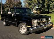 1985 Chevrolet C-10 Pickup for Sale
