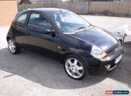 Black Ford KA Sport 2005 1600 cc for Sale