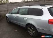 VW Passat B6 1.9 TDI Estate Silver  for Sale