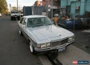 Statesman caprice WB for Sale