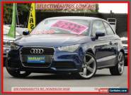 2011 Audi A1 8X MY12 1.4 TFSI Attraction Blue Automatic 7sp Automatic Hatchback for Sale