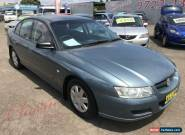 2005 Holden Commodore VZ Executive Grey Automatic 4sp A Sedan for Sale