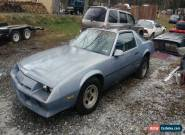 1984 Chevrolet Camaro Sport Coupe 2-Door for Sale