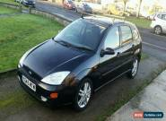 Ford Focus 2.0 4 Door Hatch Black for Sale