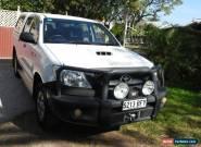 Toyota Hilux 2011 KUN26R SR for Sale