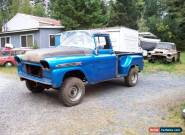 1959 Chevrolet Other Pickups plain for Sale