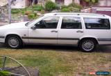Classic Volvo Wagon, 1996 Auto, 7 seater for Sale